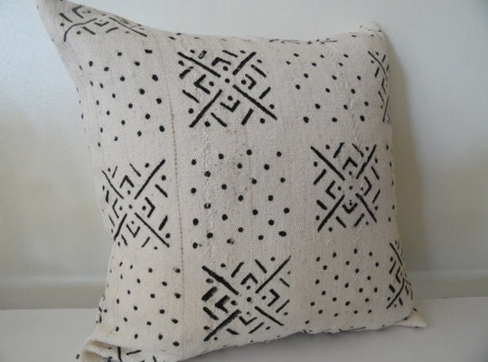Mudcloth Decorative Cushions