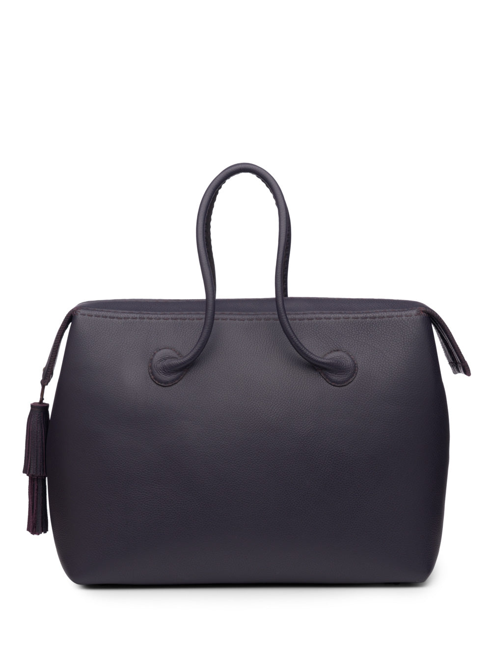 Classic Violet Weekend Bag