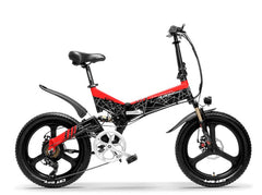 Cyrusher G650 Upgraded version electric bike 3 knife wheel 48V 12.8AH