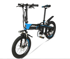 Cyrusher G660 NEW MODEL   Folding full suspension electric bike