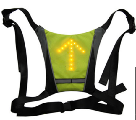 LED Safety Vest Blinker