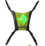 LED Backpack Blinker Attachment