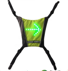 Led Light Back Pack Clip On