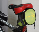 Bicycle Tool Bag with Blinker
