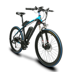 T8 Mans Cyrusher Folding Electric Mountain Bike