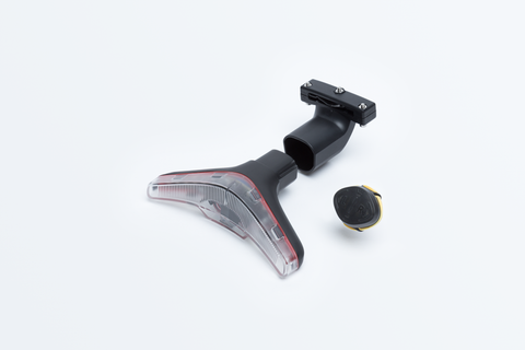 BSE Velohub Rear Blinker