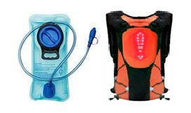 Hydration Backpack 5.0L with Binkers