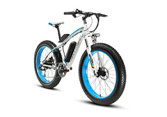 Electric Fat Tyre mountain – Beach Bikes