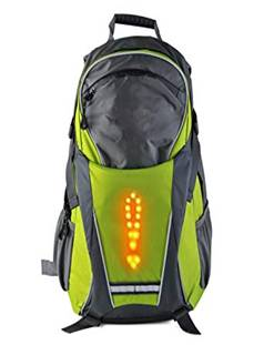18.0L Backpack with Safety Indicators and 2.0L Hydration Bladder