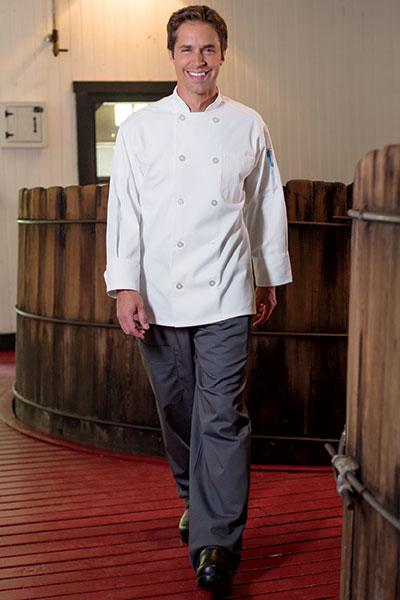 Chef Coat 10 Knot - Caterwear.com