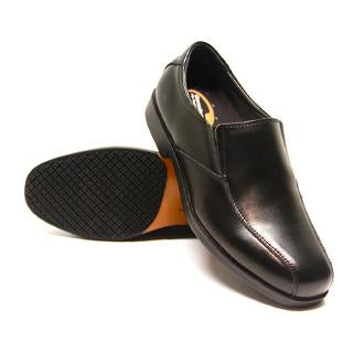 Men's Pro-Comfort Oxford Slip-On Server & Supervisor Shoe - Caterwear.com