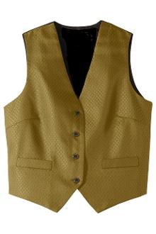 Women's Brocade Vest - Caterwear.com