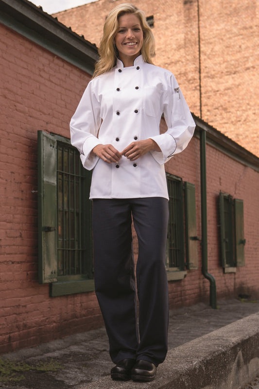 Yarn Dyed Baggy Chef Pant - Caterwear.com