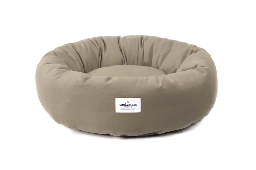 Dog Bed Donut Cotton