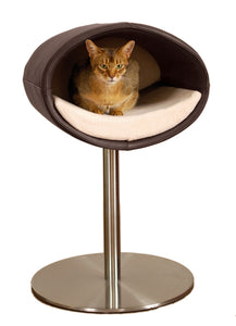 Cat Bed Rondo Leather