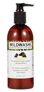 Grooming Sensitieve Shampoo For Puppies, Cats & Kittens