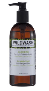Grooming Shampoo Natural for White Or Light Coats