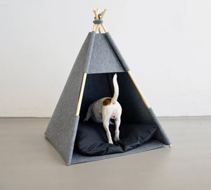 Dog Bed Teepee
