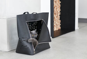 Cat Travel Tosca