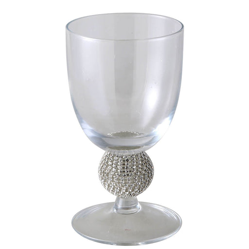 Tumbler With Diamante Ball