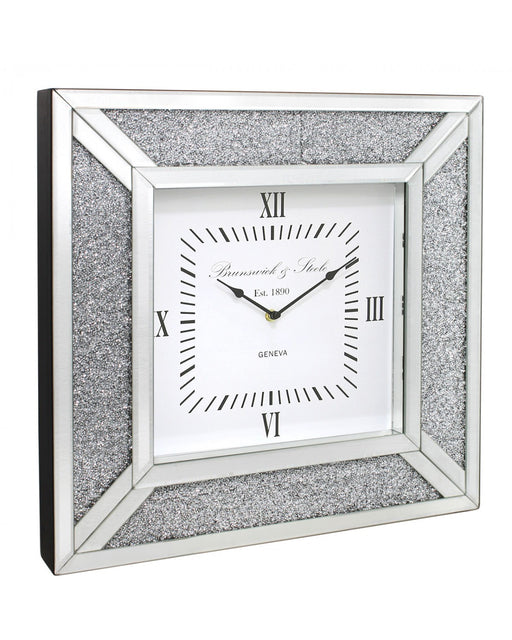 Milano Mirror Wall Clock