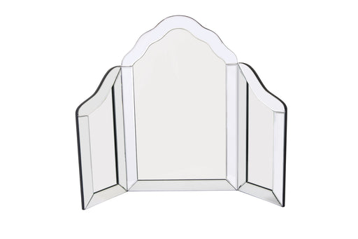 Clear Mirror Dressing Table