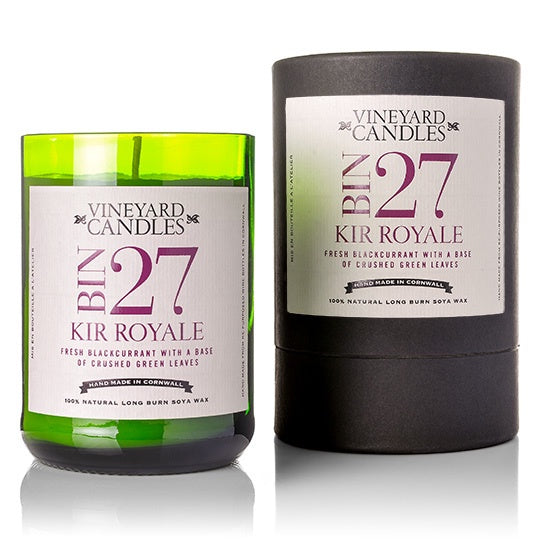 Kir Royale Candle