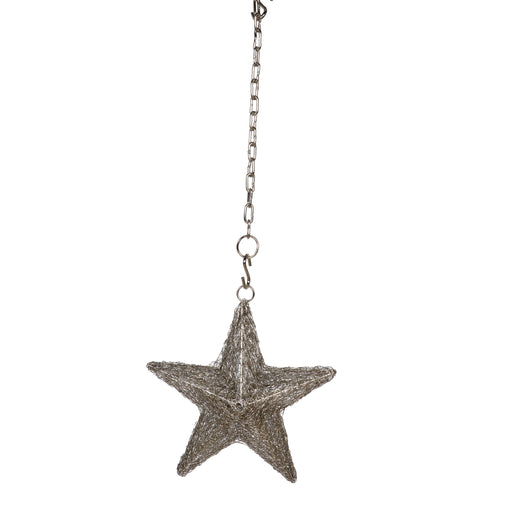Small Plain LED Star