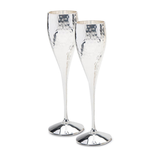 Pair of Champagne Goblets