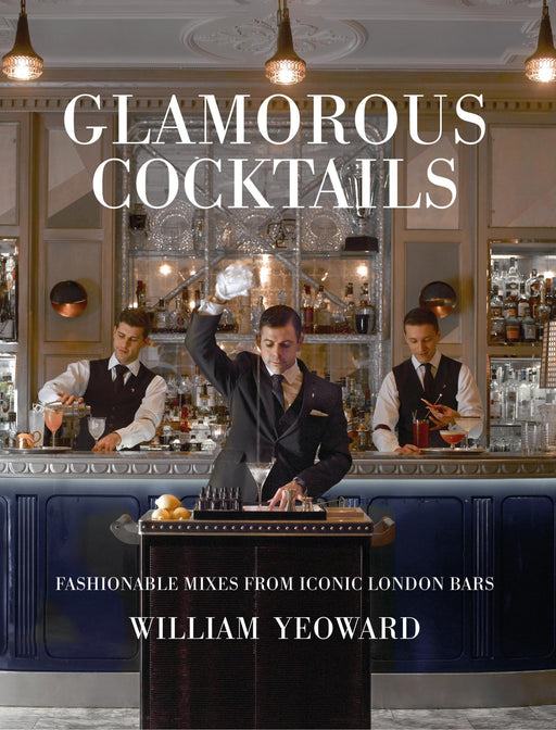 Glamorous Cocktails Book