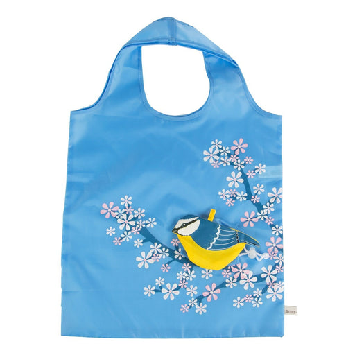 Foldable Shopping Bag - Bird