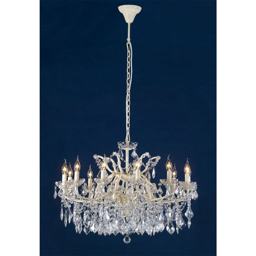 12 arm chandelier large