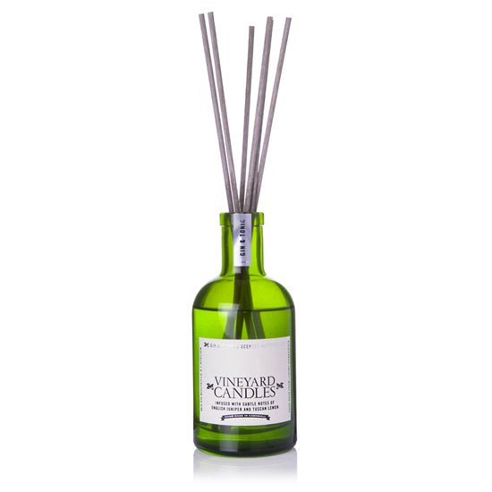 Gin & Tonic Luxury Reed Diffuser