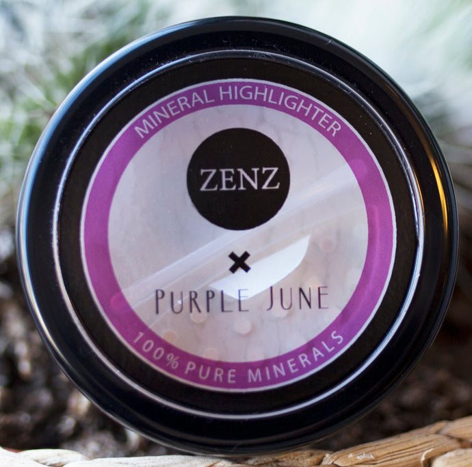 Zenz X Purple June highlighter