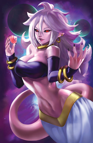 Android 21 Poster (11x17)