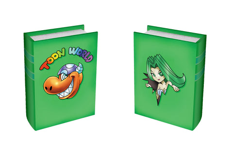 Limited Stock Toon World Book-Shaped Storage Box