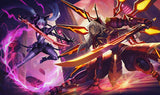 *PRE-ORDER* Limited Sky Striker Raye vs Roze Playmat & Metal Field Center