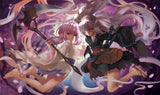 Limited Quantity Ghost Girls Playmat
