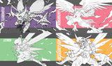 Limited Ultimate Digimon Assorted Rubber 1P Mats by KAI E