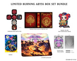 Limited Burning Abyss 8pc Box Set Bundle