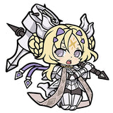 *PRE-ORDER* Dogmatika Ecclesia, the Virtuous Chibi Holographic Car Decal/Sticker