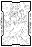 *PRE-ORDER* Dragonmaid Chamber and Nurse 1P Mat