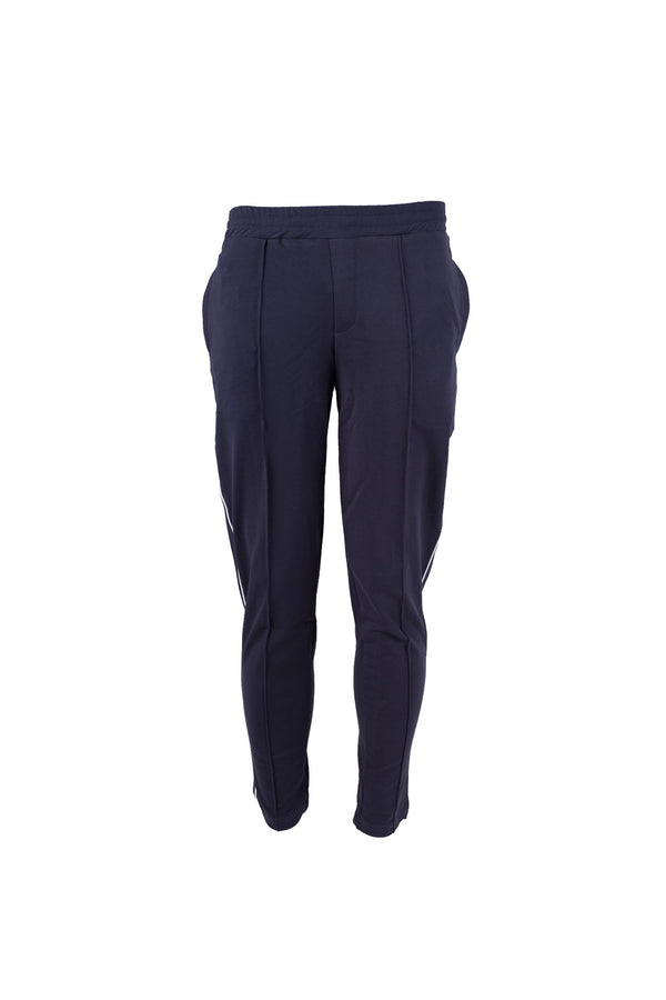 Bari Track Pants - Dark Navy