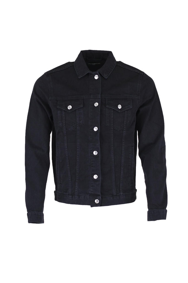 Black Malibu - Denim Jacket - Black