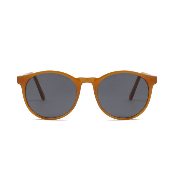 Marvin Sunglasses - Yellow Transparent