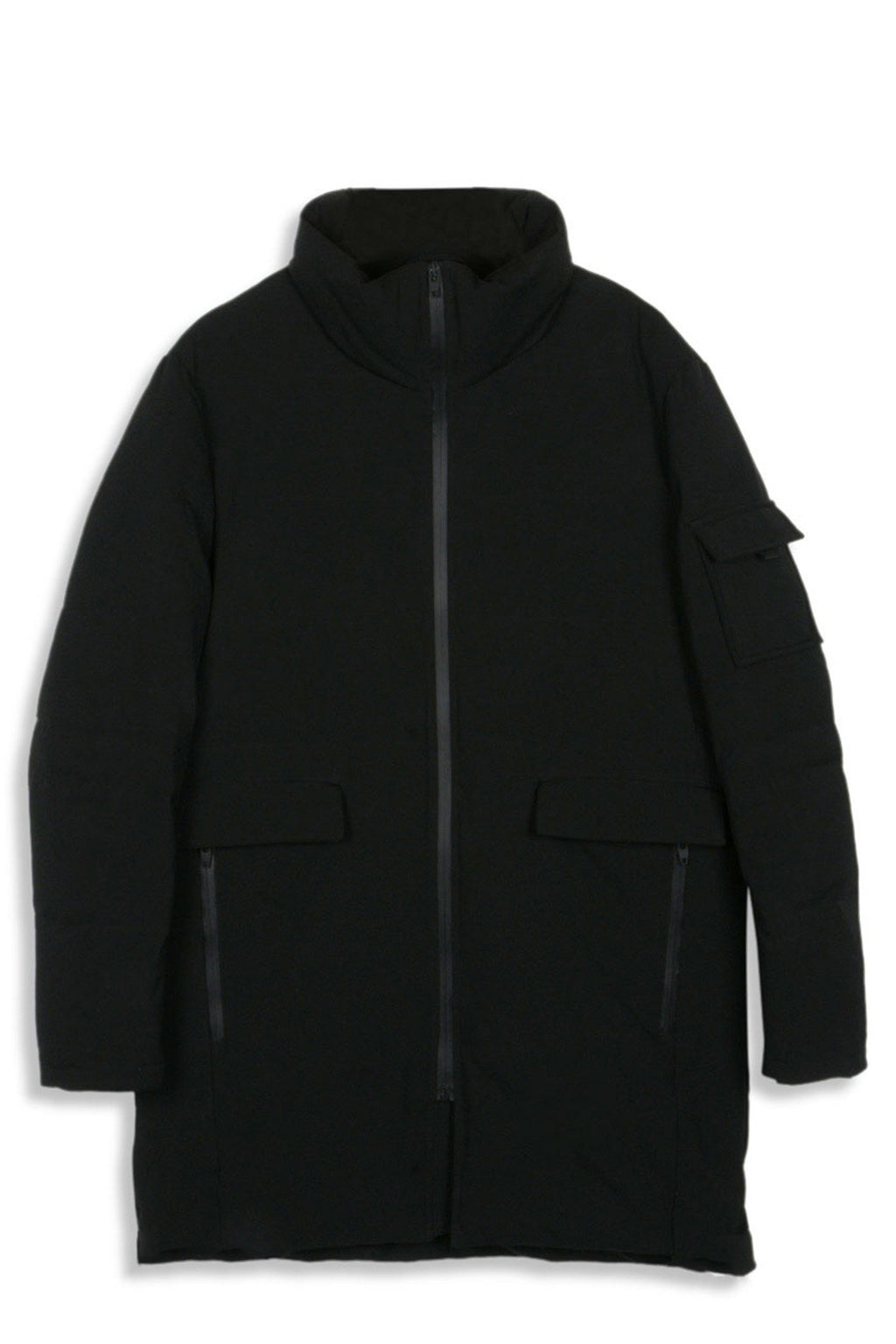 Cheez Down Jacket - Black