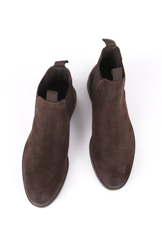 Chelsea Boots - Dark Brown