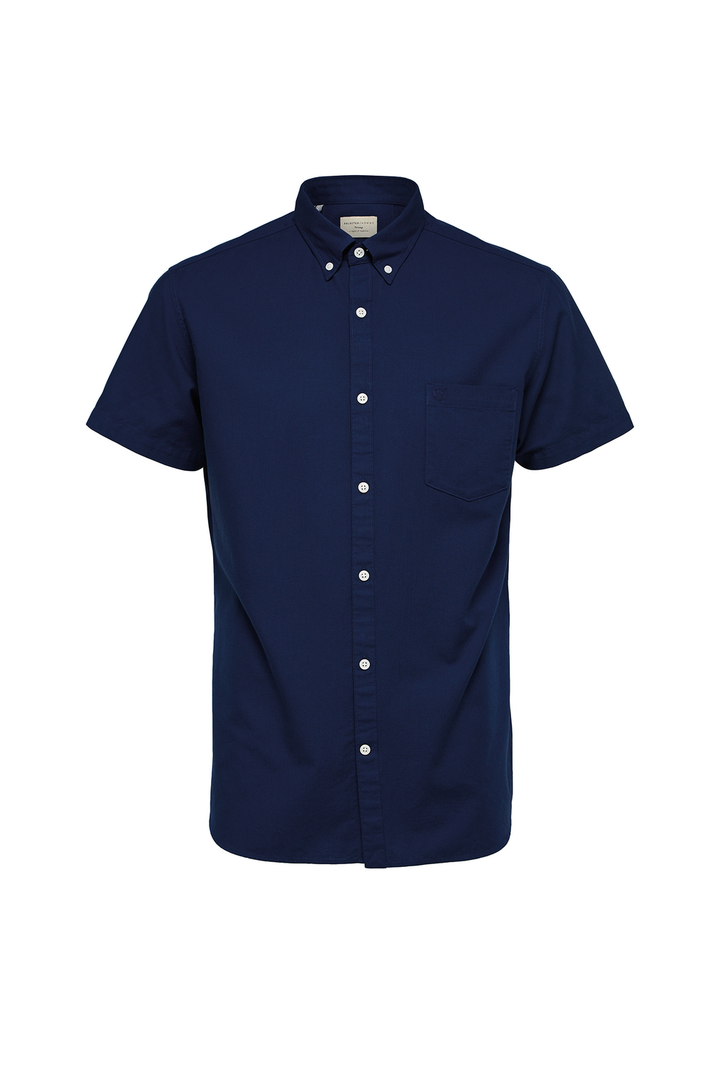 Collect Shortsleeve Shirt - Dark Sapphire