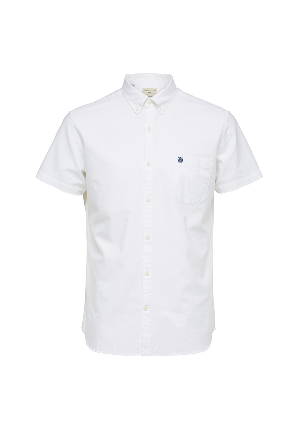 Collect Shortsleeve Shirt - White