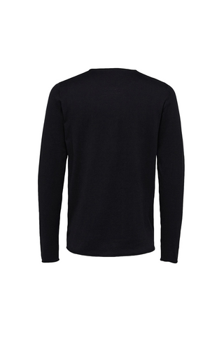 Dome Crew Neck - Black